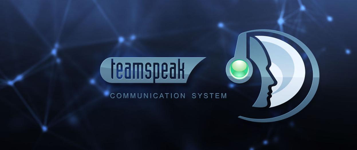 team speak logo